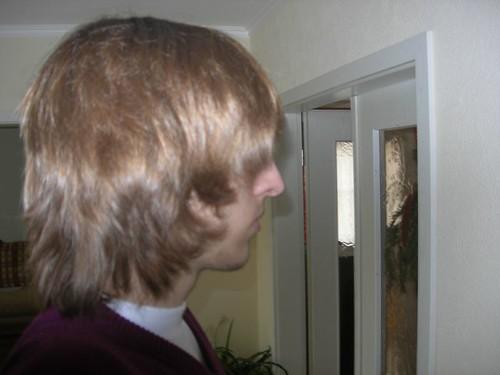 Haare überall