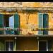 Tuscan Balcony