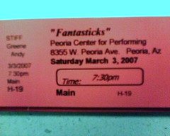 The Fantasticks!