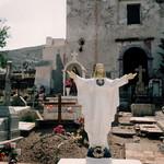 "Jesus Raises the Roof <a style=""margin-left:10px; font-size:0.8em;"" href=""http://www.flickr.com/photos/36521966868@N01/17631805/"" target=""_blank"">@flickr</a>"