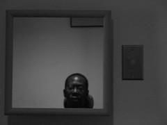 doctor's mirror portrait