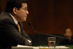 Alberto Gonzales on the Hot Seat