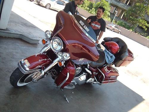Judge Dredd bike
