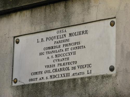 Molière (Père Lachaise)