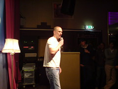 RAW PÅ COMEDY LOUNGE