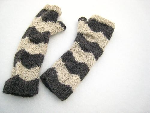 F.O.: Fingerless Gloves