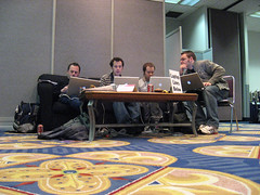 IMG_2358 press room - mac guys