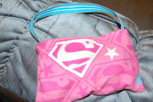 Supergirl Purse