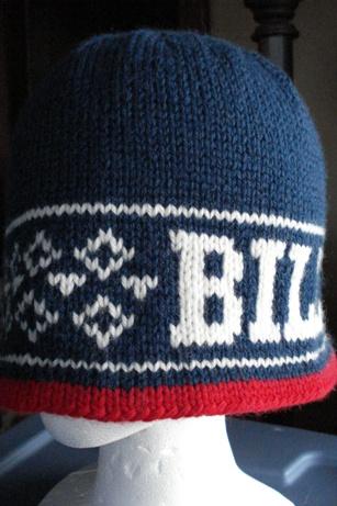 v.1 of Bills Hat