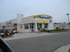 new McDonald's in Waveland