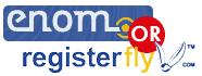 eNom or RegisterFly