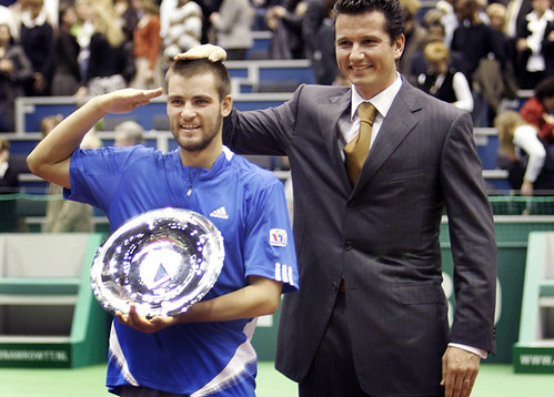 Youzhny and Krajicek
