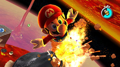Super Mario Galaxy - ScreenShot