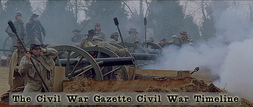 a look at the events that led to the american civil war The american civil war: in this curriculum unit, students reconsider the events leading to us entry into world war i through the lens of archival documents.