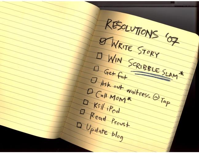 Scribble Slam resolution