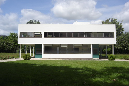 A House by Le Corbusier