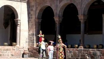 Inca turistificado