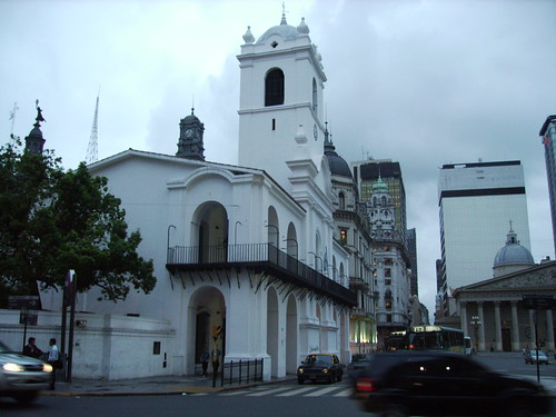 Downtown Cabildo