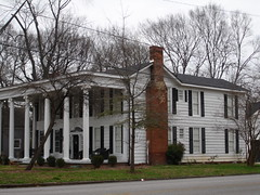 Home in Bank Street Historic District, Decatur AL 5