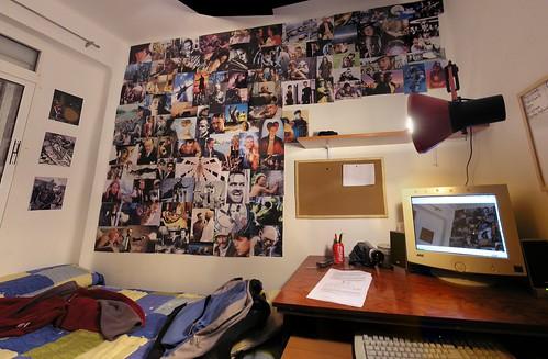 Al fin mi cuarto es <i>mi</i> cuarto :)
