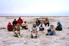 All of Us on the Salt Lake
