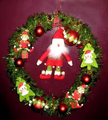 12-17 wreath