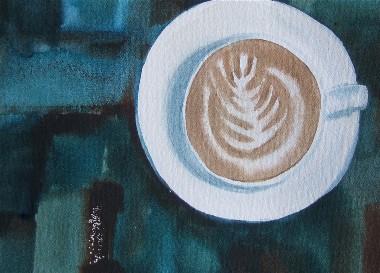 cofe latte
