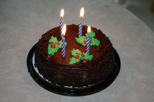 Aidan's Birthday Cake