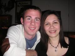 Steve & Kristi, Raleigh's, Berkeley