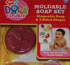 Moldable Soap