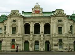 Rīga - Latvijas Nacionālais Teātris (National ...