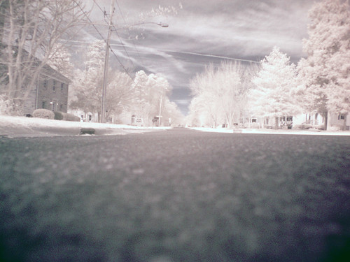 infrared experiment by andy ciordia
