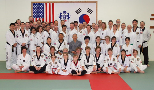 2007 hapkido seminar