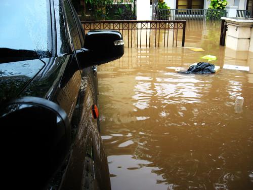 Banjir Strikes !!!