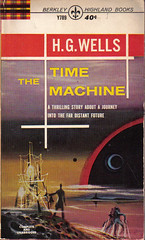 The Time Machine, front cover