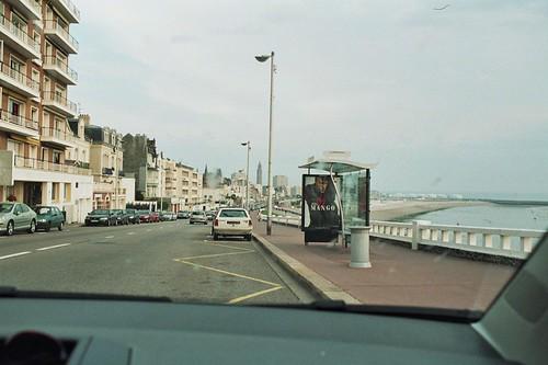 Le Havre, boulevard Albert 1er par brassai