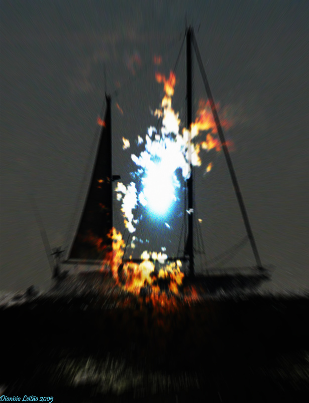 veleiro da lua