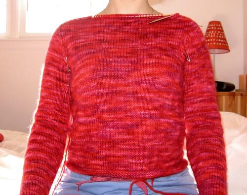 full sweater