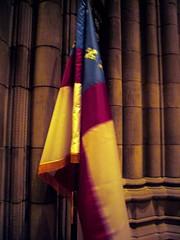 Episcopal churchflag, by Adriana-Lucas
