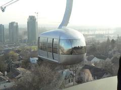 OHSU tram car
