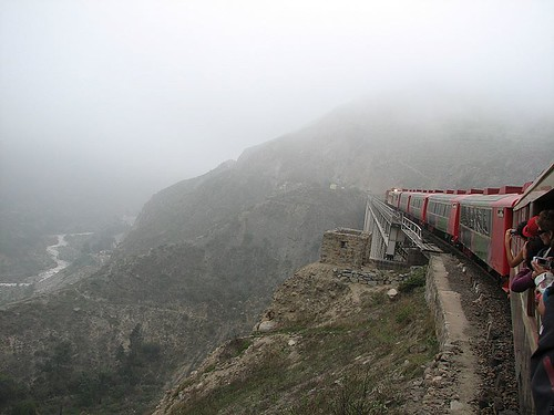 Vista del tren
