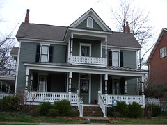 Home in Bank Street Historic District, Decatur AL 3