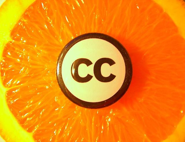 CC on Orange