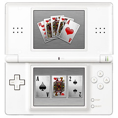 Royal Flush skin for M3 DS Simply (R4)