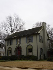 Home in Bank Street Historic District, Decatur AL 7