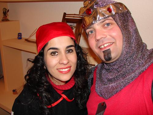 Templario y Pirata