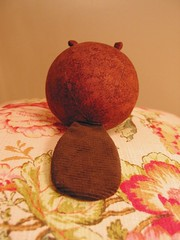 Ball dolls - Beaver tail