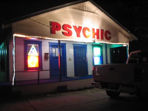 Psychic house