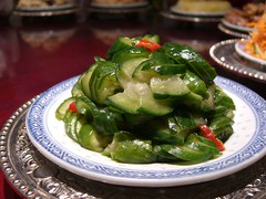 Pickled Cucumbers - Li Li's Imperial Cuisine