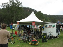 Rebicycle Tent